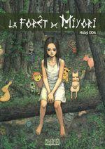 Couverture La forêt de Miyori