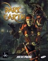 Jaquette Dark Earth