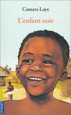 Couverture L'enfant noir