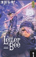 Couverture Letter Bee