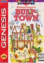 Jaquette Richard Scarry's Busytown