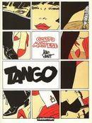 Couverture Tango - Corto Maltese, tome 9