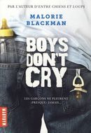 Couverture Boys Don't Cry