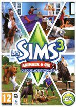 Jaquette Les Sims 3 : Animaux & Cie