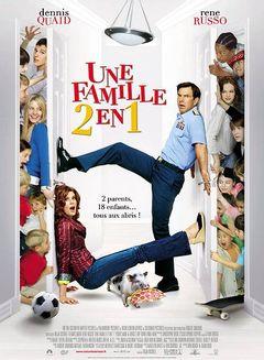 Affiche Une famille 2 en 1