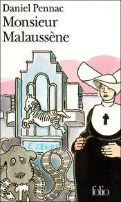 Couverture Monsieur Malaussène