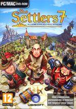 Jaquette The Settlers 7 : À l'aube d'un nouveau royaume