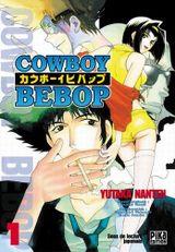 Couverture Cowboy Bebop, tome 1