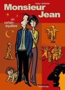 Couverture Monsieur Jean : un certain équilibre