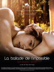 Affiche La Ballade de l'impossible (Norwegian Wood)