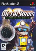 Jaquette Metal Arms: Glitch in the System