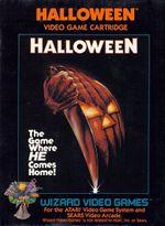 Jaquette Halloween