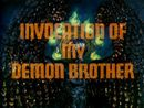 Affiche Invocation of My Demon Brother