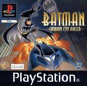 Jaquette Batman : Gotham City Racer