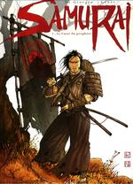 Couverture Le Coeur du prophète - Samurai, tome 1