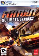 Jaquette FlatOut : Ultimate Carnage