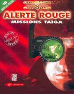 Jaquette Command & Conquer : Alerte Rouge - Missions Taïga