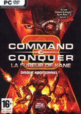 Jaquette Command & Conquer 3 : La Fureur de Kane