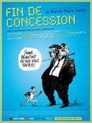 Affiche Fin de concession
