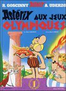Couverture Astérix aux Jeux Olympiques - Astérix, tome 12