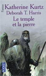 Couverture Le Temple et la Pierre - Le Temple, tome 1