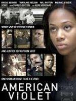 Affiche American Violet