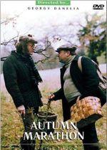 Affiche Marathon d'automne