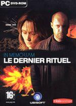 Jaquette In Memoriam : Le Dernier Rituel