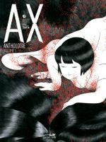 Couverture AX Anthologie