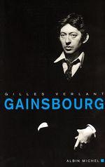 Couverture Gainsbourg