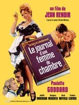 Affiche Le Journal d'une femme de chambre