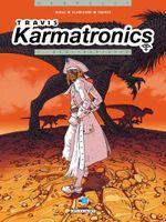 Couverture Neolibertalia - Travis Karmatronics, tome 1