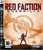Jaquette Red Faction : Guerrilla