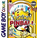 Jaquette Pokémon Pinball