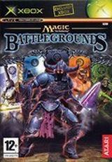 Jaquette Magic the Gathering : Battlegrounds