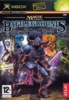 Jaquette Magic the Gathering: Battlegrounds