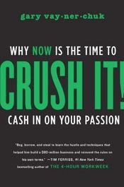 Couverture Crush it