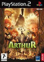 Jaquette Arthur et les Minimoys