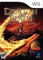 Jaquette Dragon Blade : Wrath Of Fire