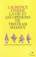 Couverture La Vie et les Opinions de Tristram Shandy