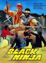 Affiche Black Ninja