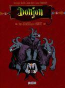 Couverture Une jeunesse qui s'enfuit - Donjon Potron-Minet, tome 97