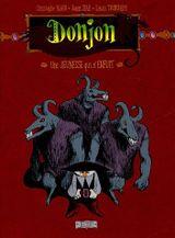 Couverture Une jeunesse qui s'enfuit - Donjon Potron-Minet, tome -97