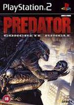 Jaquette Predator : Concrete Jungle