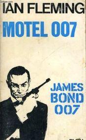 Couverture Motel 007 - James Bond, tome 9