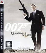Jaquette 007 : Quantum of Solace