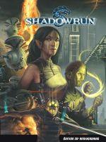 Couverture Shadowrun - Edition 20ème anniversaire