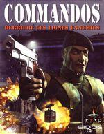 Jaquette Commandos : Derrière les lignes ennemies