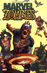 Couverture La famine, Best Of - Marvel Zombies, tome 1