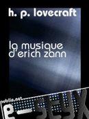 Couverture La musique d'Erich Zann